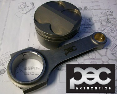 H0160-Duratec-Piston and rod